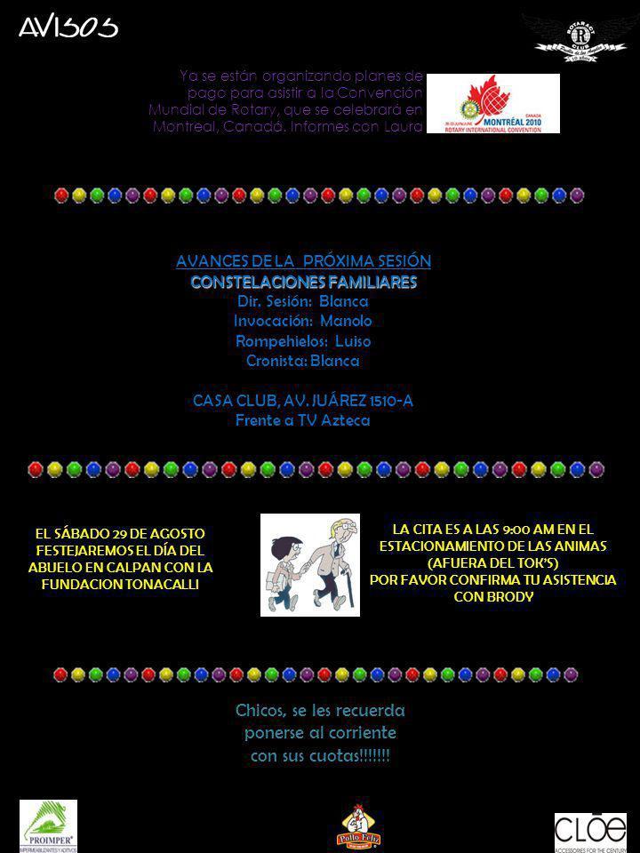 Socio del mes julio MORA TOMA DE PROTESTA CLUB ROTARACT ACATZINGO