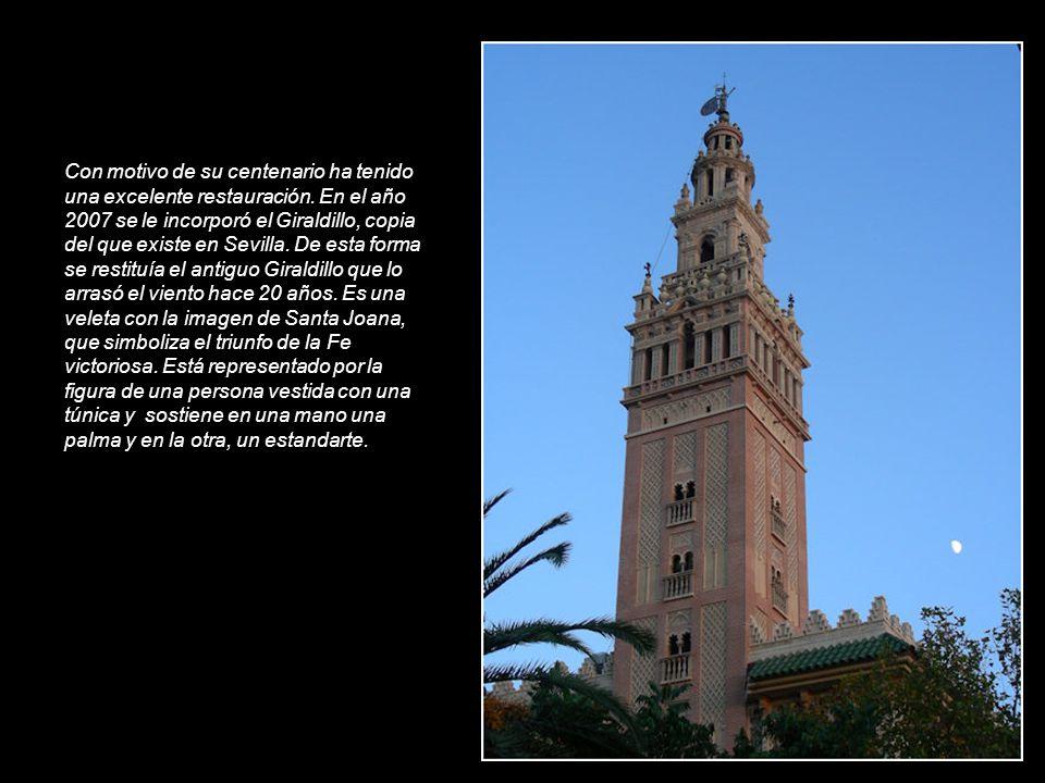 Existe una leyenda sobre el origen del edificio que dice que un indiano, vecino de L´Arboç se casó con una sevillana y se instalaron en Cataluña. Pero