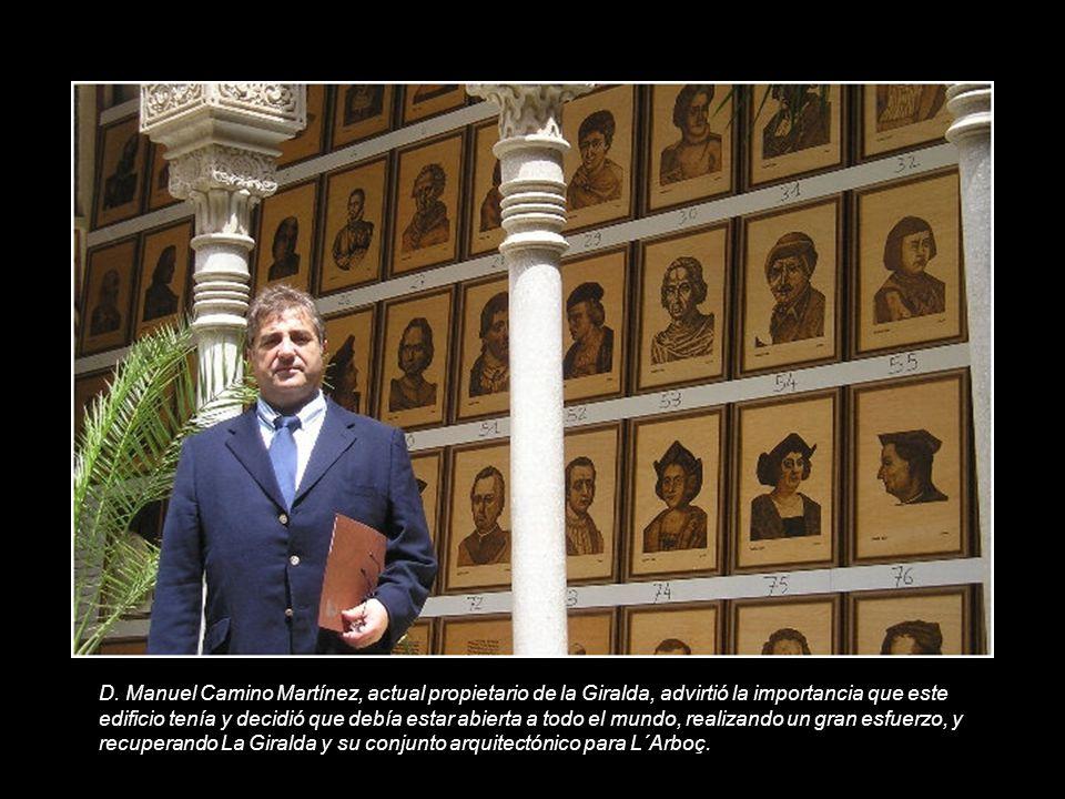 La Giralda de lArboç, cuya altura es de 52 metros, es una de las seis reproducciones que se han hecho de la Giralda de Sevilla y que se han construido