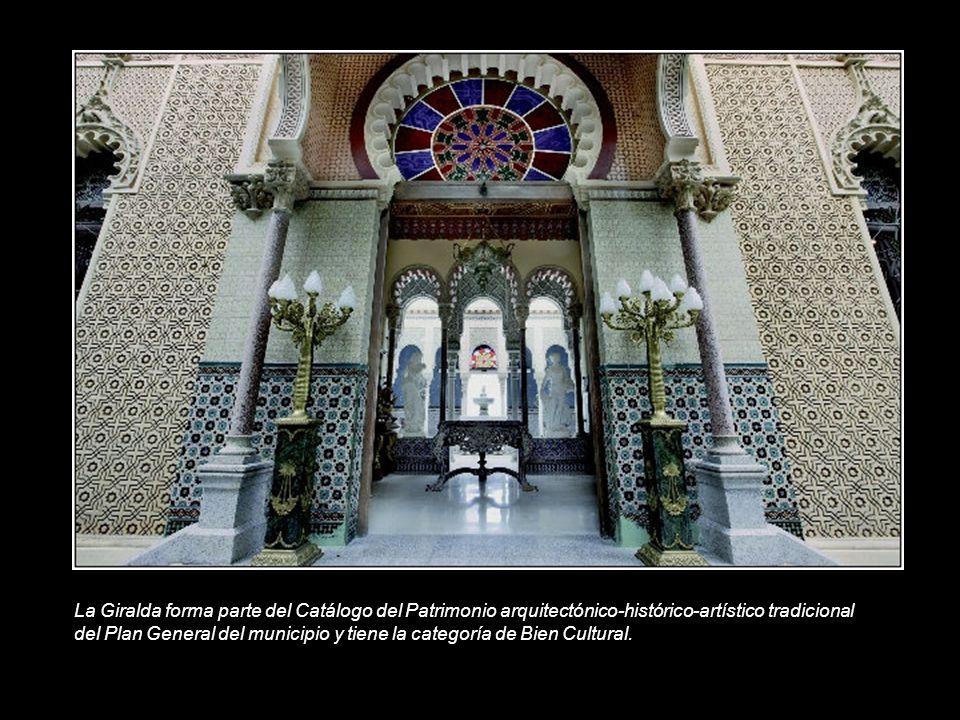 La Giralda forma parte del Catálogo del Patrimonio arquitectónico-histórico-artístico tradicional del Plan General del municipio y tiene la categoría de Bien Cultural.
