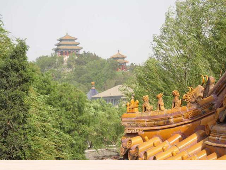 BEIHAI JARDINES IMPERIALES (BEIJING) Situado unos 12 kilómetros de Pekín. Desde el año 1998 esta considerado Patrimonio de la Humanidad por la UNESCO.