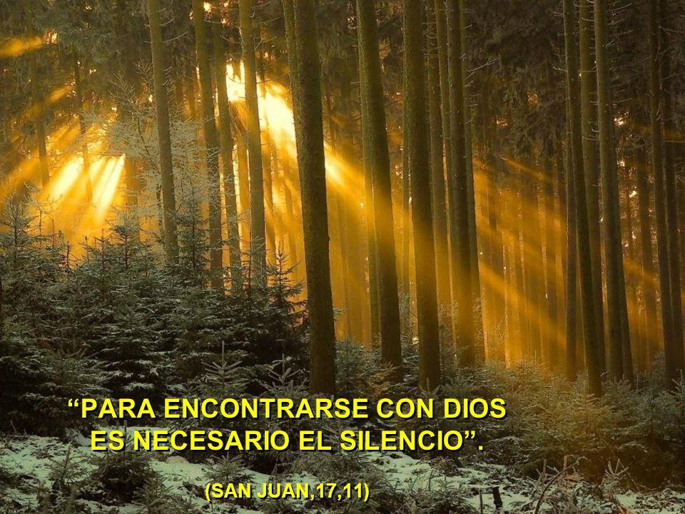 DIOS ES LA PATRIA DEL ALMA.(DEL LIBRE ALBEDRÍO,2,9,6) DIOS ES LA PATRIA DEL ALMA.