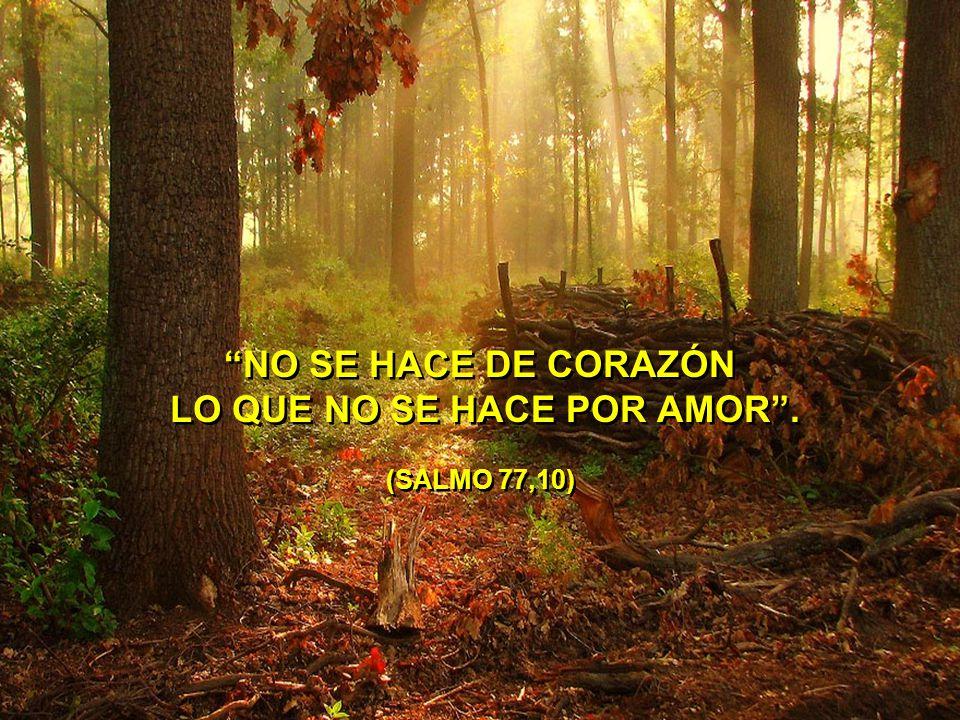 Fin NOS AMÓ SIN SER AMABLES Y AL AMARNOS NOS HIZO AMABLES. (SER.FRANG. 5)
