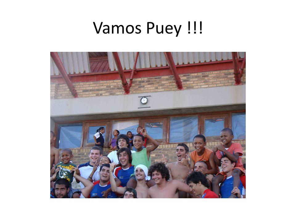 Vamos Puey !!!