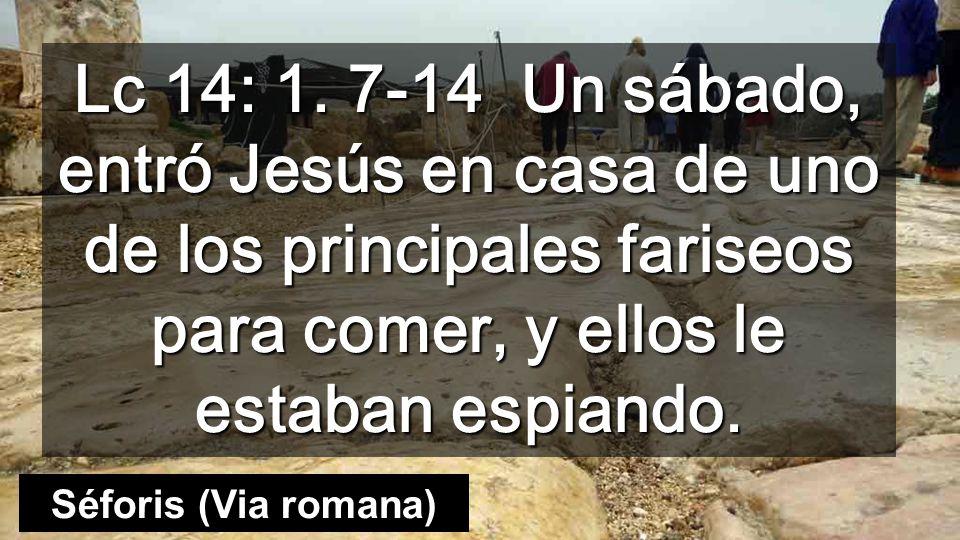 Señor Jesús, haz que practicando los valores radicales del Reino, ayudemos a cambiar los de nuestra sociedad
