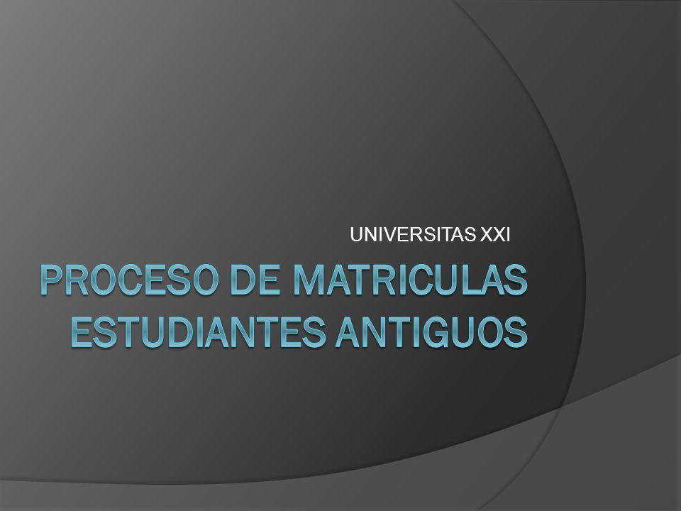 UNIVERSITAS XXI