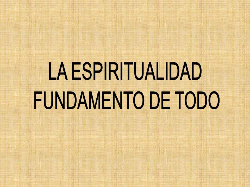 Es esperanza de tener a Dios.Es fe en Dios Es la necesidad consciente de Dios.