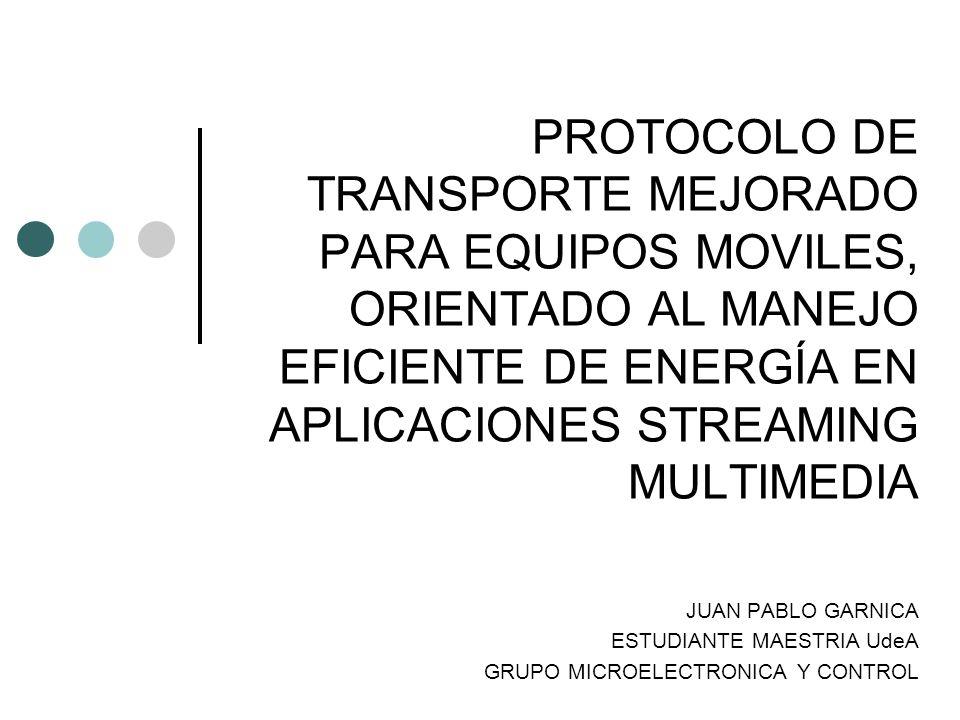 MARCO TEORICO Se tratarán los siguientes conceptos: Redes inalámbricas Streaming Multimedia Protocolos de comunicación Fuentes de consumo Estado del arte