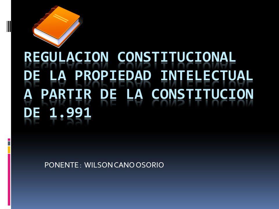 PONENTE : WILSON CANO OSORIO