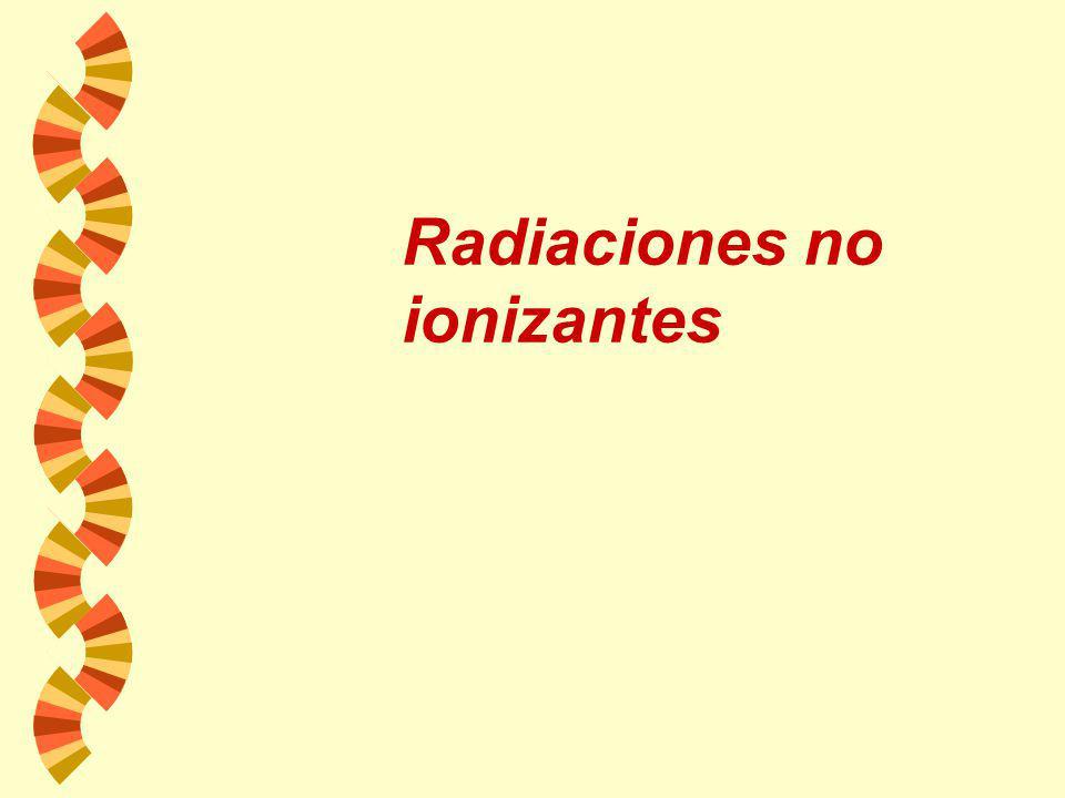 Rayos catódicos electrones w Radiación con haz de electrones w Se usan para esterilizar material quirúrgico, medicamentos y otros materiales. después