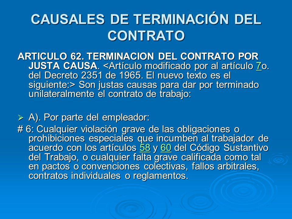 VINCULO CONTRACTUAL CON CLÁUSULA ESPECIAL Extracto de texto usualmente aplicado: Las invenciones o descubrimientos realizados por el trabajador contratado para investigar pertenecen al empleador, de conformidad con el artículo 539 del Código de Comercio, así como el artículo 20 y concordantes de la Ley 23 de 1982 sobre Derechos de Autor.