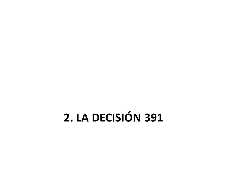 2. LA DECISIÓN 391