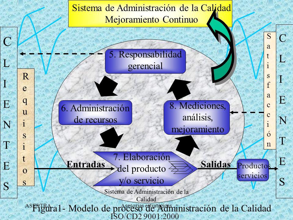 ASESTRAAsesorías estratégicas ENTRADAS SALIDASEtapa1XEtapa 2