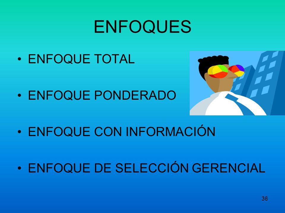 35 CÓMO SELECCIONAR EL PROCESO QUEJAS COSTO BENCHMARKING TENDENCIAS TECNOLÓGICAS
