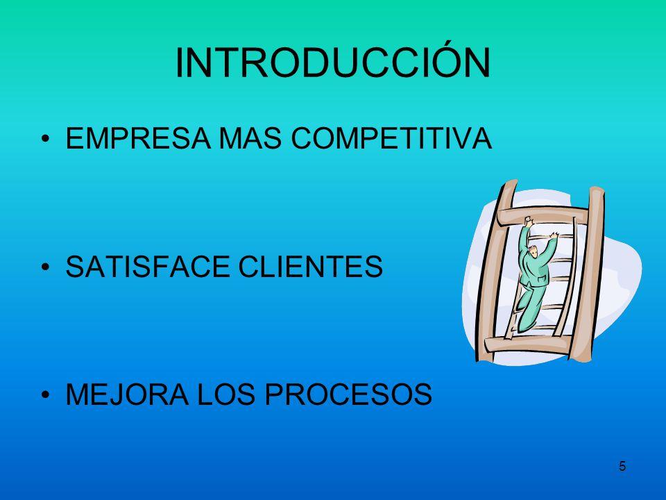4 Mapa conceptual PREPARACIÓN DELTERRENO Introducción Fase Inicial Jerarquía del proceso Enfoques Las comunicaciones ORGANIZACIÓN PARA EL MEJORAMIENTO