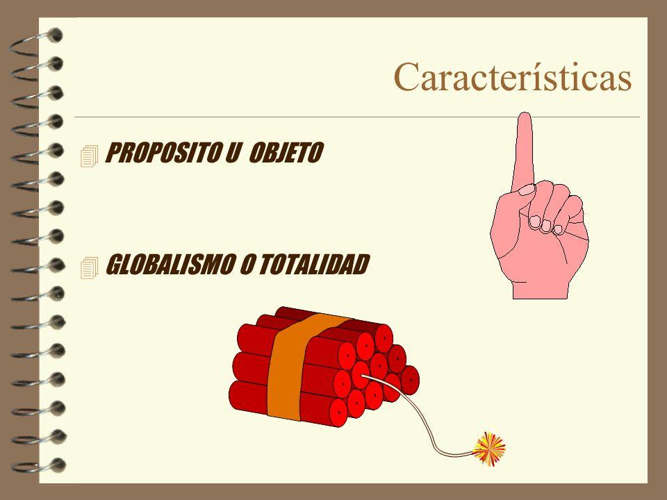 Tipos de sistemas Constitución: –Sistemas concretos.