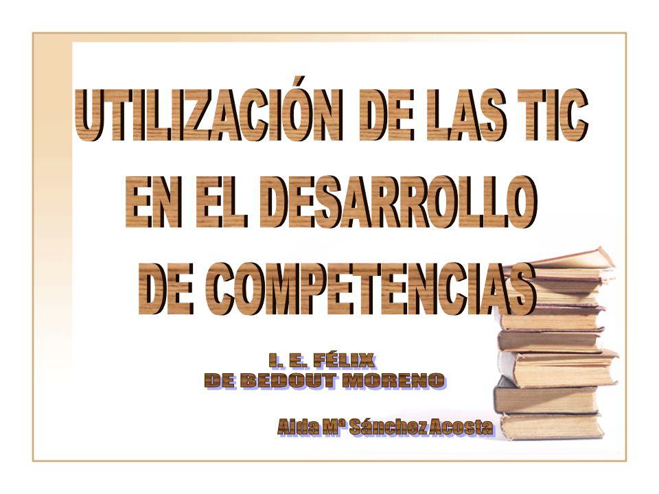 La utilización de las TIC en el desarrollo de competencias textual, discursiva, pragmática en la básica primaria de la I.