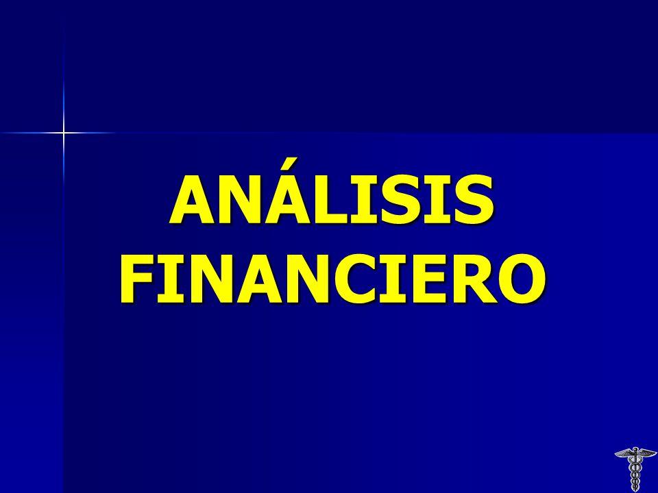 ANÁLISIS FINANCIERO
