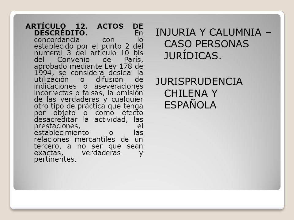 ARTÍCULO 14.ACTOS DE IMITACIÓN.