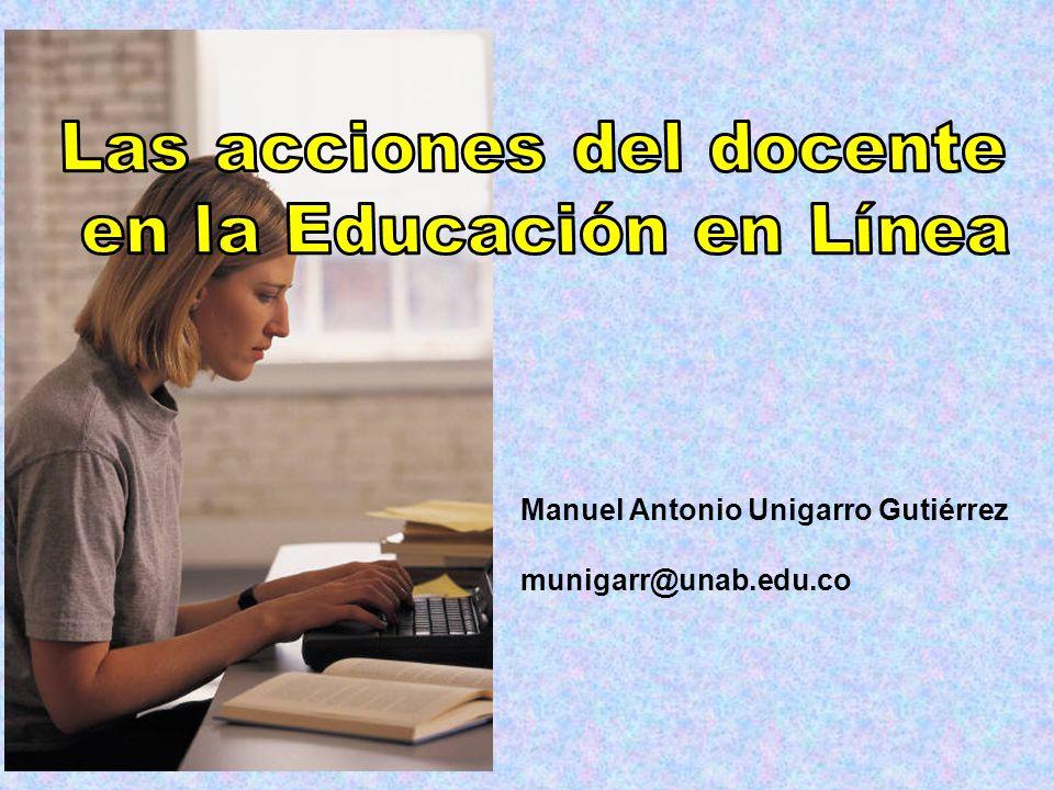 Manuel Antonio Unigarro Gutiérrez munigarr@unab.edu.co