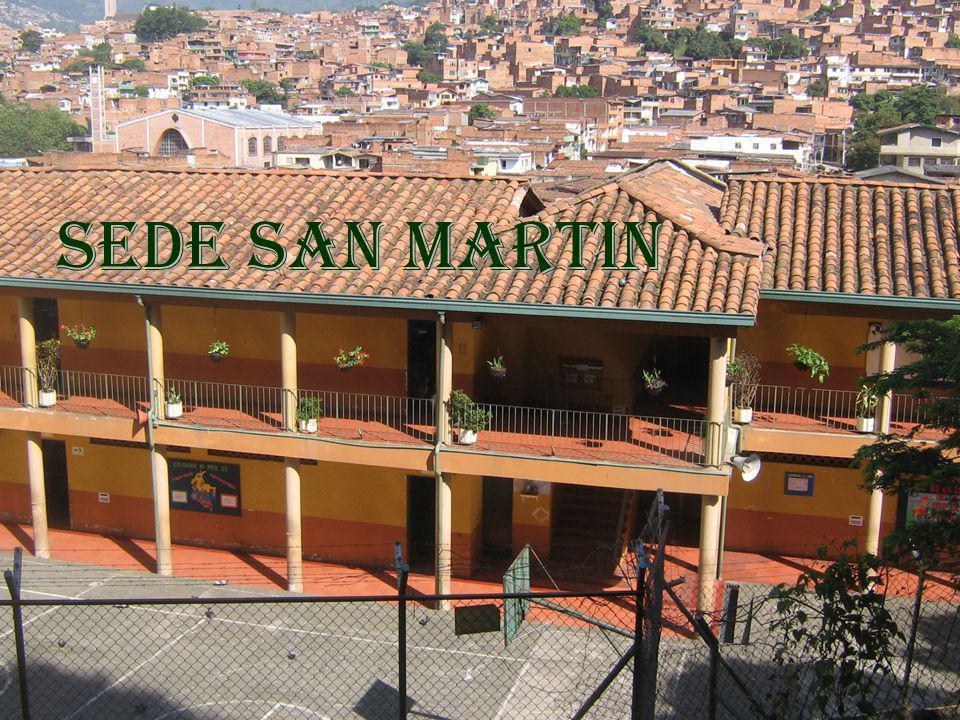 SEDE SAN MARTIN