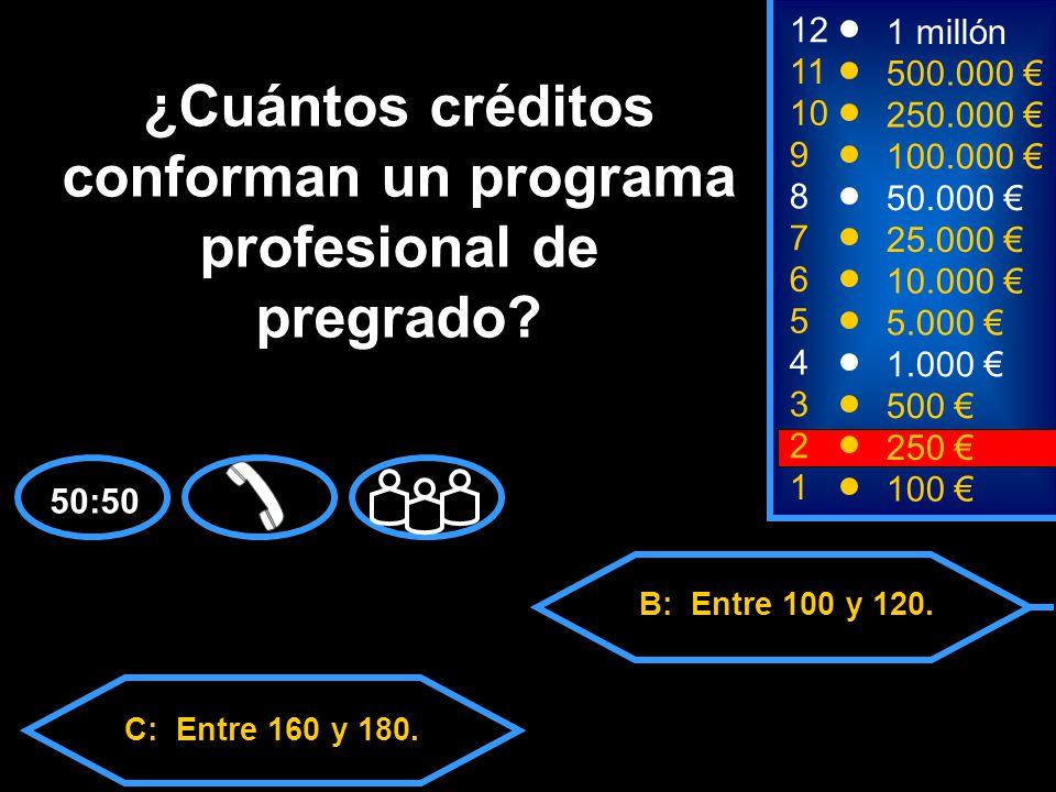A: 130. C: Entre 160 y 180.D: 360. B: Entre 100 y 120.