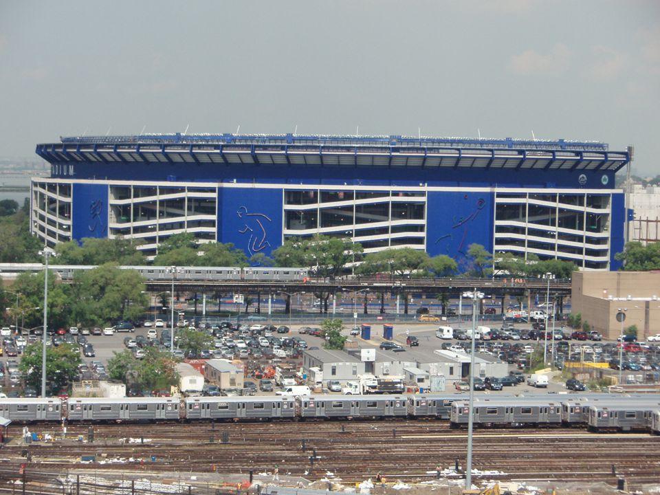 ESTADIO DE BEISBOL SHEA STADIUM DE NUEVA YORK