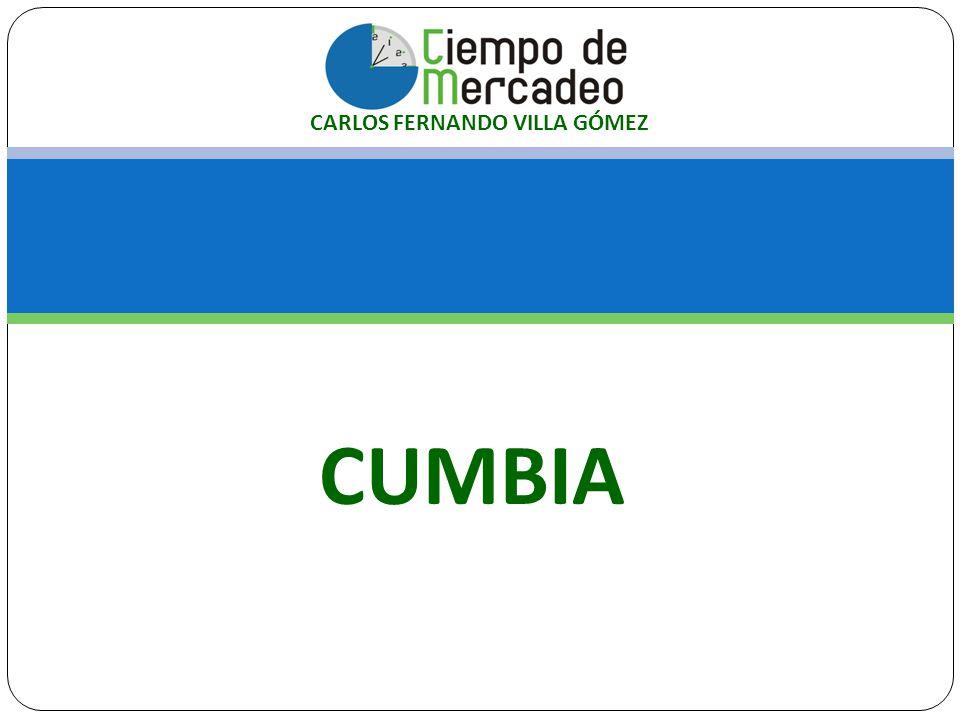 CUMBIA CARLOS FERNANDO VILLA GÓMEZ