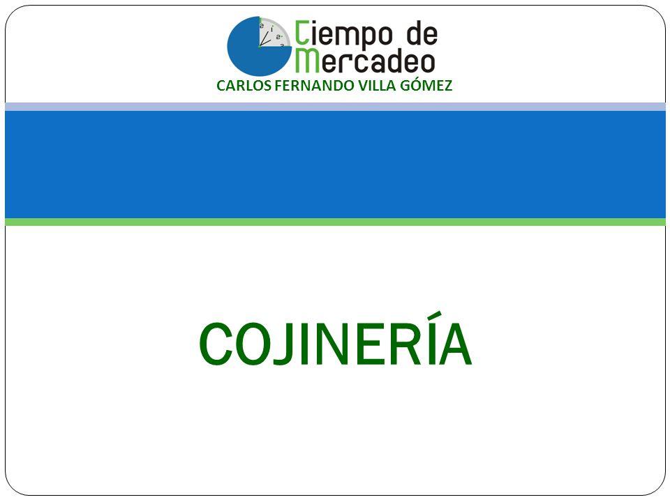 COJINERÍA CARLOS FERNANDO VILLA GÓMEZ