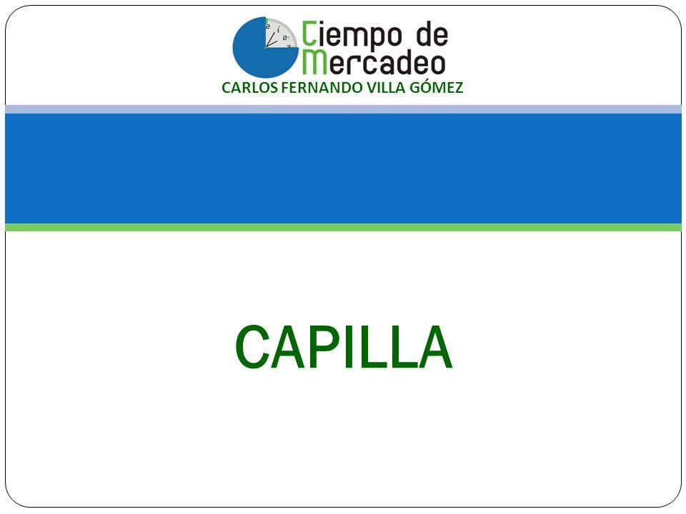 CAPILLA CARLOS FERNANDO VILLA GÓMEZ