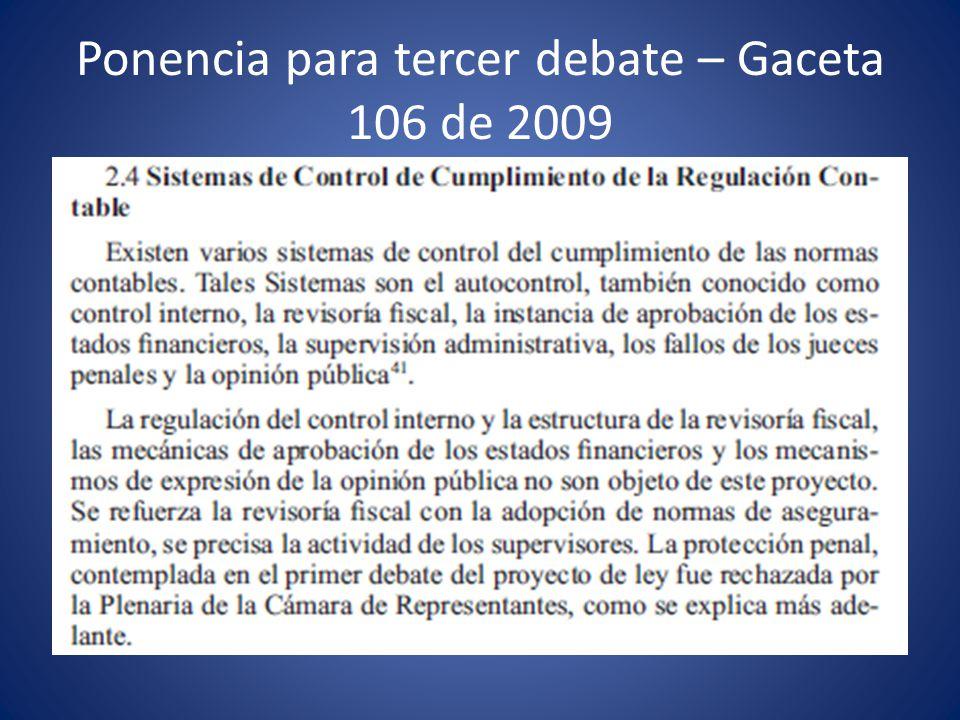 Principios para la supervisión del auditor – IOSCO 2002 7.