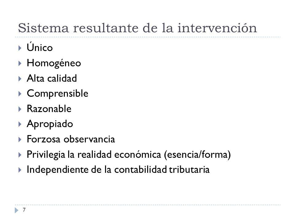 Características de la información Clara Completa Comprensible Transparente Comparable Pertinente, relevante Confiable, digna de crédito Útil 8