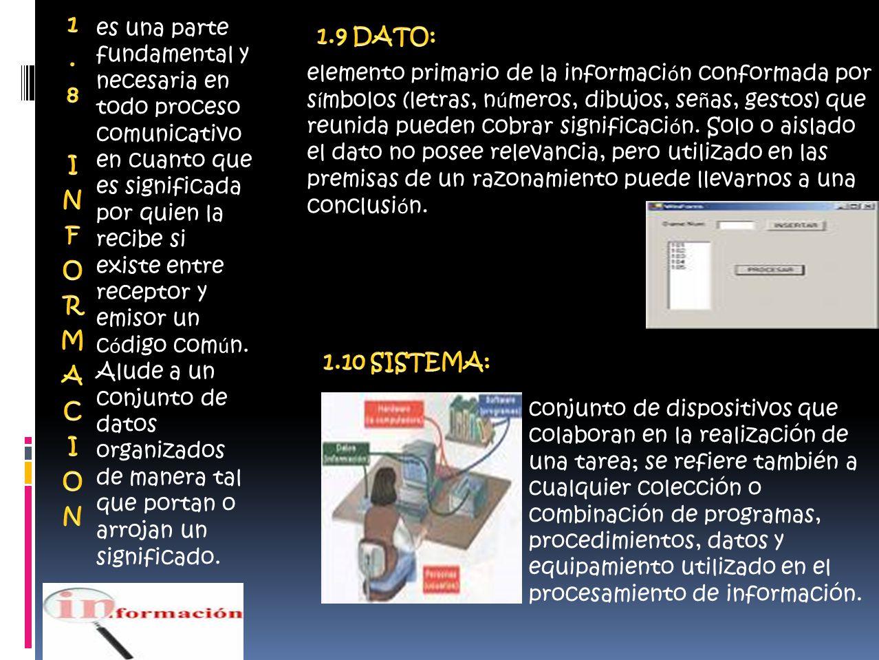 Es la interconexión de varios ordenadores y periféricos.