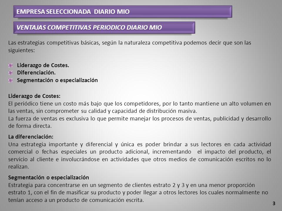 Las estrategias competitivas básicas, según la naturaleza competitiva podemos decir que son las siguientes: Liderazgo de Costes.