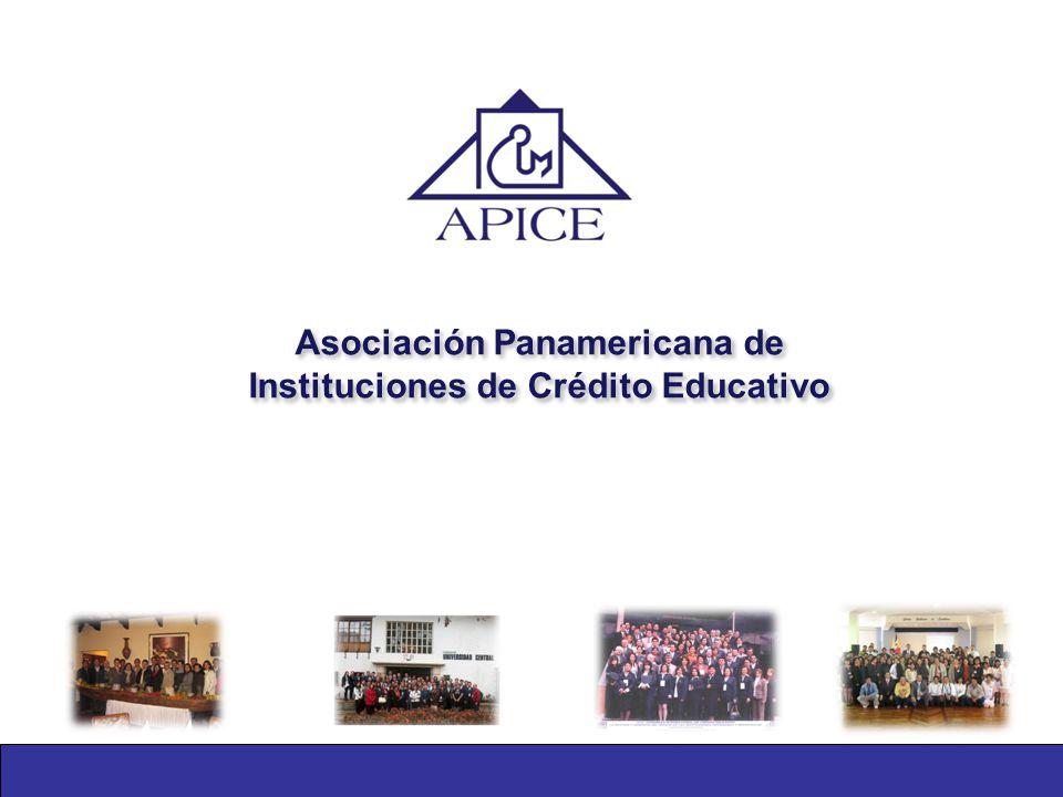 Asociación Panamericana de Instituciones de Crédito Educativo