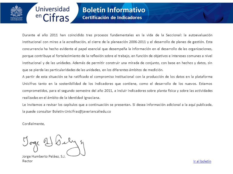 Créditos matriculados en el período por los estudiantes de los programas de pregrado 42 Responsable Institucional: Fabián Ramírez framirez@javerianacali.edu.coframirez@javerianacali.edu.co Usuario líder: Adriana Fernández