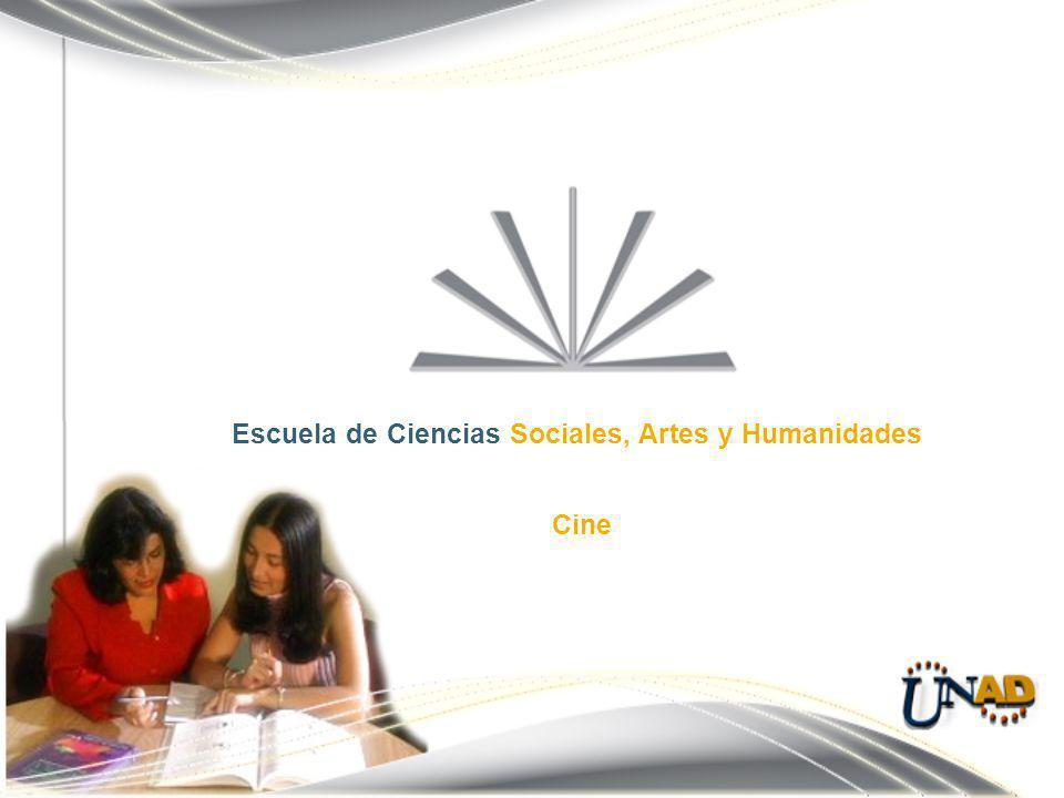 Cine Escuela de Ciencias Sociales, Artes y Humanidades