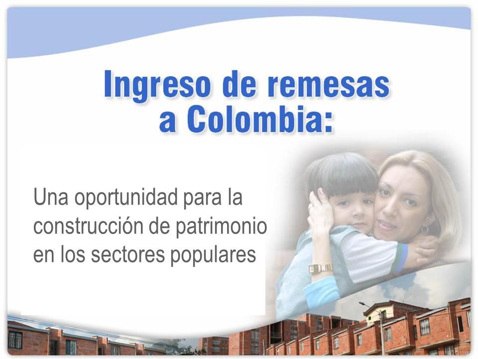 3´331.000 colombianos, el 8% del censo de la población (Dane 2005) En su mayoría son personas que se van a E.U., Venezuela, España por razones económicas.
