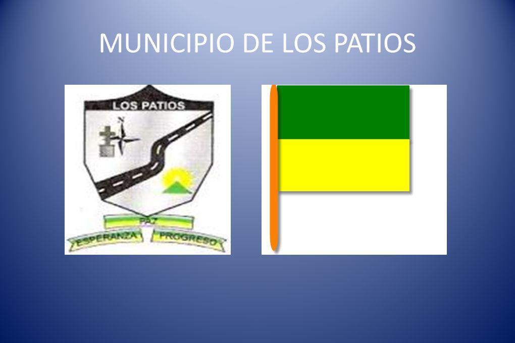 MUNICIPIO DE LOS PATIOS