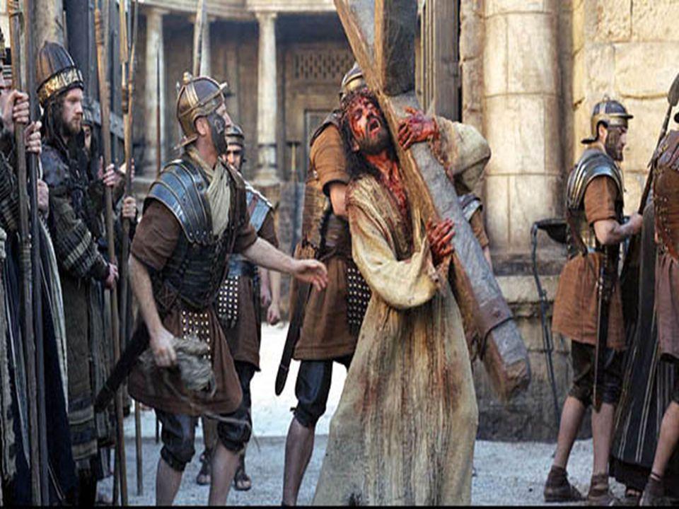 Todo esto sin mencionar la humillación que pasó después de haber cargado su propia cruz por casi dos kilómetros, mientras la multitud le escupía el ro