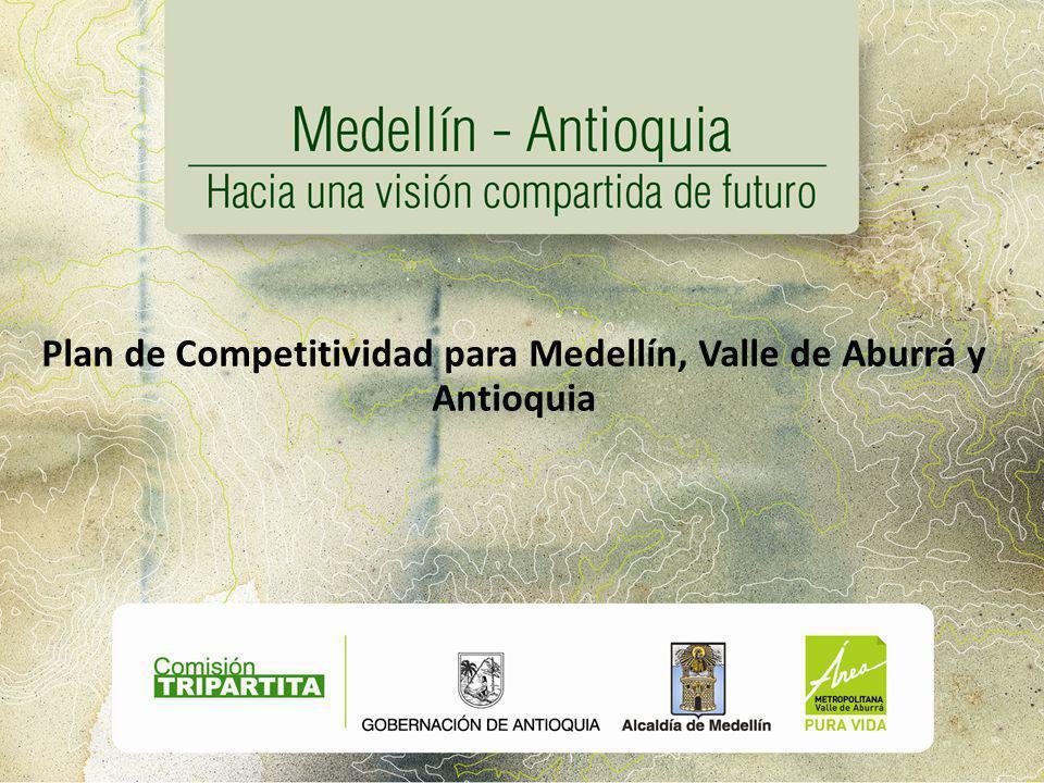 Visión En el 2020 el Magdalena Medio antioqueño será un territorio equitativo con un elevado nivel de desarrollo humano integral, sostenible, con una economía sólida y estructurada.
