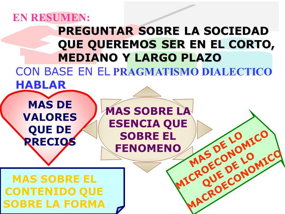 FORMA VARIABLE Y PARTICULAR DE SATISFACER UNA SOCIEDAD LAS NECESIDADES MATERIALES, SOCIALES Y ESPIRITUALES DE SUS MIEMBROS. EN EL CASO DE PAISES COMO