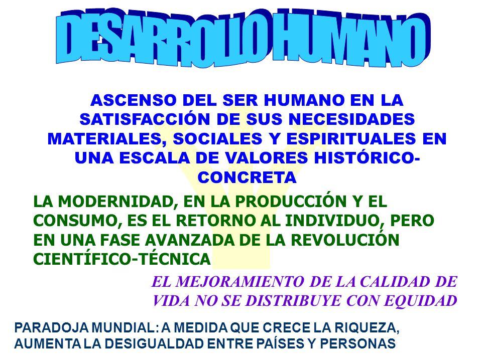 LA ACUMULACIÓN DE BIENES DE REPRODUCCIÓN O EL USO AMPLIADO DE OBJETOS DE CONSUMO PERSONAL, O SEA LA UTILIZACIÓN INTELIGENTE DE LOS RECURSOS DISPONIBLES, ES INDISPENSABLE PARA SATISFACER LAS NECESIDADES MATERIALES, SOCIALES Y ESPIRITUALES, PERO NO PUEDE CONVERTIRSE EN EL FIN DE LA SOCIEDAD
