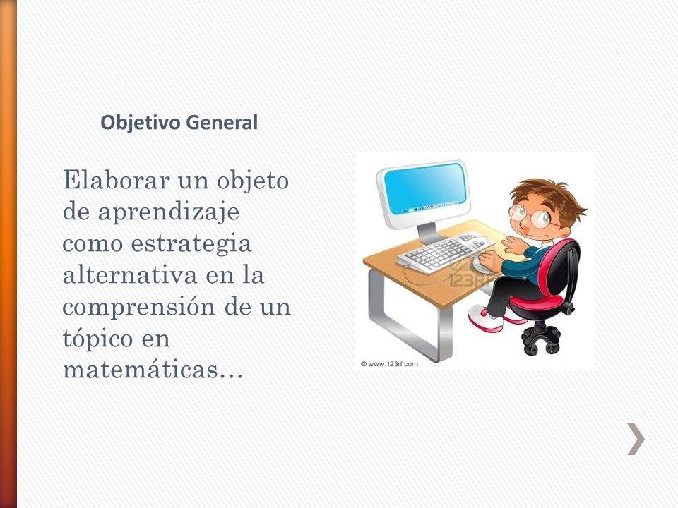 Los tópicos en matemáticas serán evaluados y sometidos a un análisis pedagógico en los procesos de aprendizaje en línea.