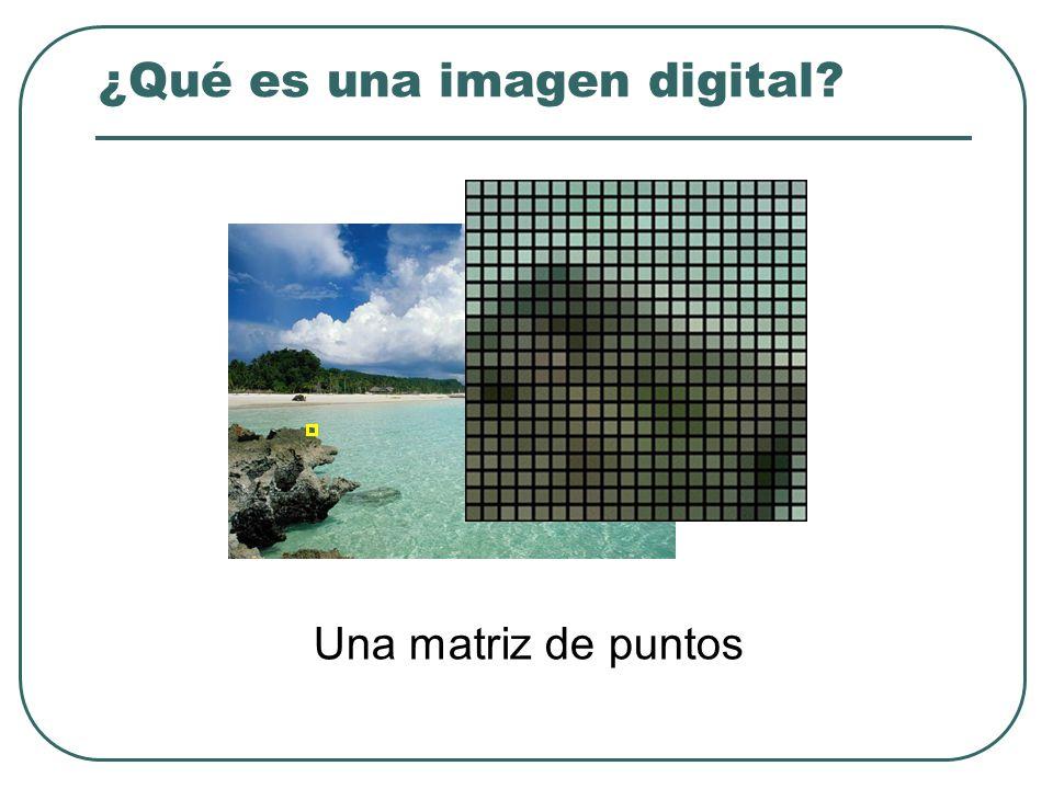 Modelo de Imagen La intensidad f de una imagen monocromática en las coordenadas (x,y) se denomina nivel de gris ( l ) de la imagen en ese punto.
