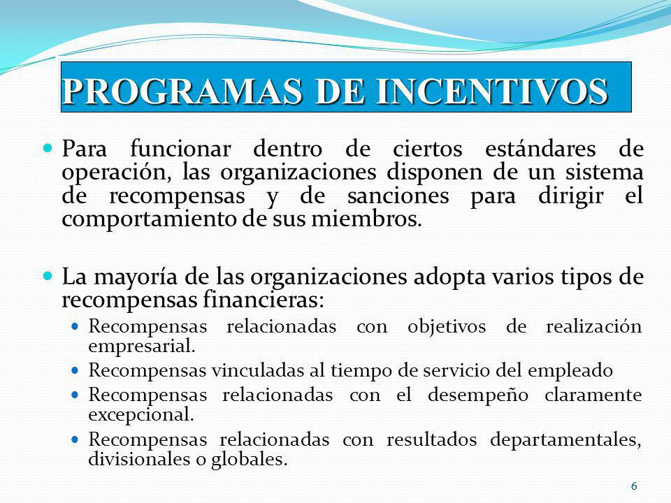 17 La remuneración no sólo busca recompensar el trabajo y la dedicación de los empleados sino también facilitarles la vida y hacérsela más agradable.