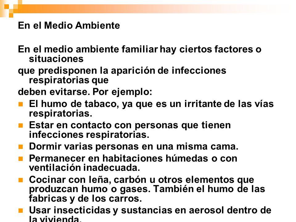 Tratamiento en el hogar Control de la Fiebre o Temperatura Baja.