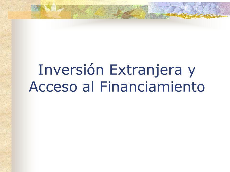 La Inversion Extranjera por trabajador creció en México, pero tambien en otros paises…