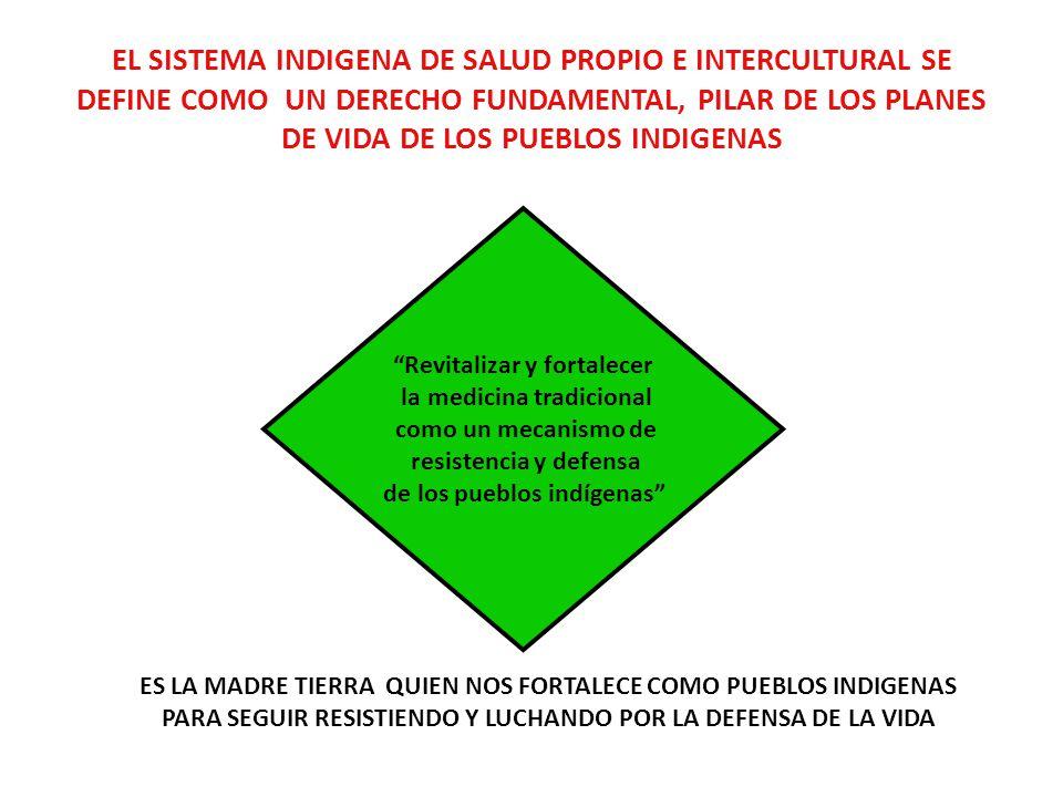 COMPONENTES DEL SISTEMA POLITICO ORGANIZATIVO EDUCACION, FORMACION INTEGRAL EN SALUD E INVESTIGACION ATENCION PROPIA E INTERCULTURAL ADMINISTRACION Y GESTION SABIDURIA ANCESTRAL