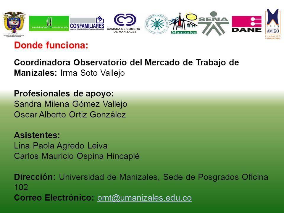 Representantes por Instituciones: Ministerio de la Protección Social: Patricia Rodríguez R.